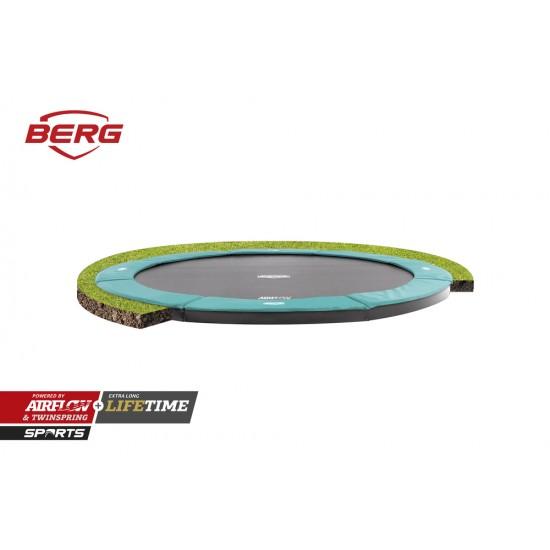 Berg Flatground Champion 430 cm batuut