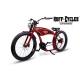The Ruffian elektrijalgratas Indian Red