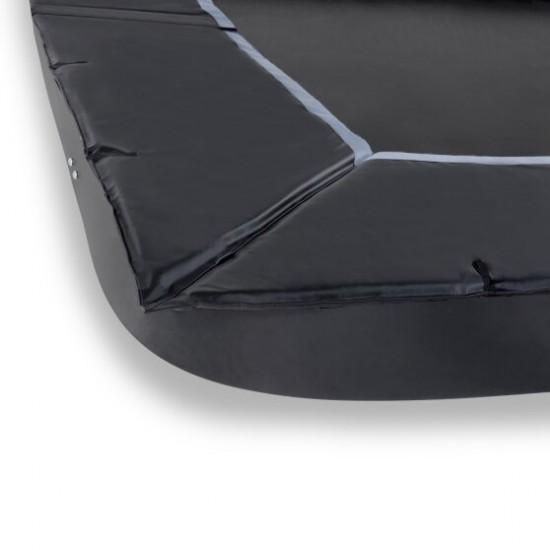 EXIT Dynamic 275 x 458 cm ilma turvavõrguta maapealne batuut
