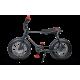 LilBuddy Ruffian Cycles Anthracite elektrijalgratas lisadega
