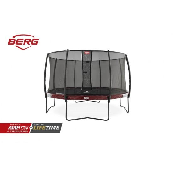 BERG Elite Deluxe 430 cm batuut