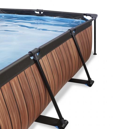 EXIT Wood ø300 x 200 x 65 cm välibassein