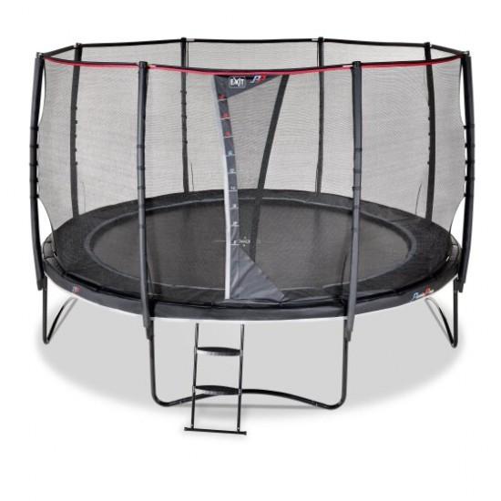 EXIT PeakPro trampoline ø427cm