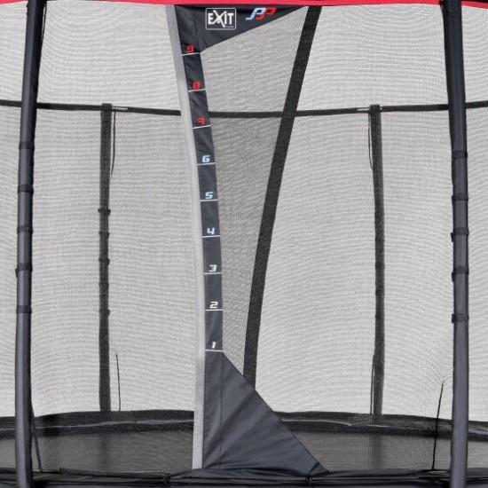 Batuut EXIT PeakPro 366 cm + redel