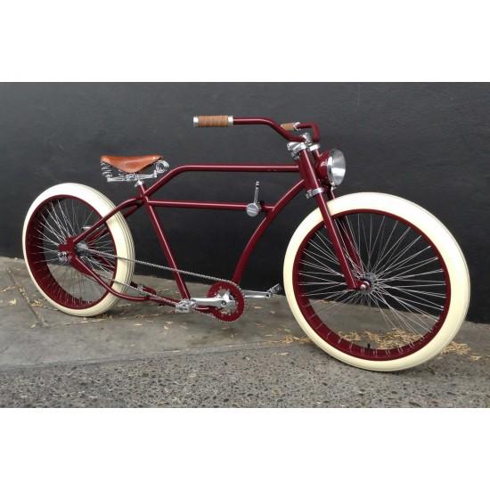 Cruiser jalgratta raam Porucho V4.0