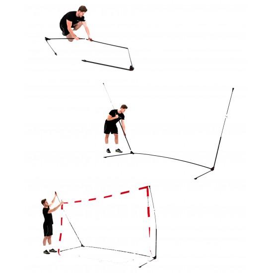 Handball 2.4m x 1.7m Goal